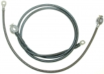 3037A CABLE SET-BATTERY-SPRING RING-ALL WITH AIR CONDITIONING-PAIR-66-67