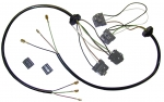 74088 HARNESS SET-WIRE-HEADLAMP BUCKET EXTENSION-PAIR-E63