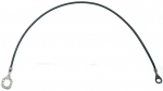 74144 GROUND WIRE-RIGHT SIDE HORN-WITH AIR CONDITIONING-66-67