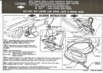 E22361 INSTRUCTIONS-JACKING-20 GALLON GAS TANK-WITH STANDARD WHEELS-65-66