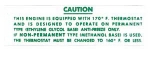 13163 DECAL-COOLING SYSTEM WARNING-58-62