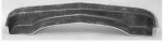 25436 FILLER-HOOD SCOOP-427-PRESS MOLDED-BLACK-67