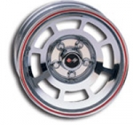 72590 WHEEL SET-ALUMINUM-PACE CAR-4 PIECES-78