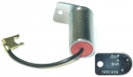 8703B CAPACITOR-RADIO-IGNITION COIL-ON BRACKET-WITHOUT TRANSISTOR IGNITION-SMALL BLOCK-66-67