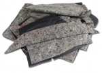 E10048 INSULATION KIT-CARPET-COUPE-63-67