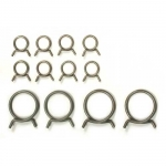 E11092 CLAMP SET-HEATER-RADIATOR HOSE-12 PIECE-55-58