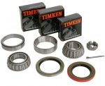 E11099 BEARING KIT-REAR WHEEL-PLUS SPINDLE NUT AND COTTER PIN-63-82