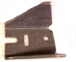 E11931 BRACKET-FRAME-CLUTCH CROSS SHAFT-WELD TO FRAME-EACH-63-79