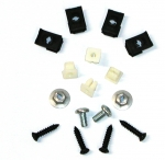 E12553 HARDWARE KIT-FORWARD CONSOLE-16 PIECES-68-76