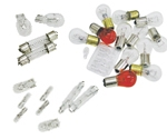 E12684 BULB KIT-INTERIOR-EXTERIOR-CONVERTIBLE-86-88