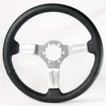E13431 WHEEL-STEERING-LEATHER-BRUSHED SPLIT SPOKES-WITH TILT AND TELE EXCEPT 1976-69-82