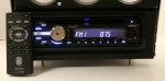 E13530 RADIO AND BEZEL-SONY-WITH CD PLAYER-72-76