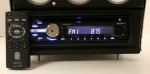 E13533 RADIO AND BEZEL-SONY-WITH CD PLAYER-81-82