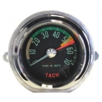 E22487 TACHOMETER-ASSEMBLY-ELECTRONIC-5500 RPM RED LINE 61L-62