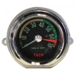 E13628 TACHOMETER-ASSEMBLY-GENERATOR DRIVE-6500 RPM RED LINE-61L