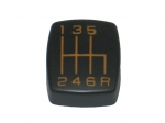 E13709 BUTTON-SHIFTER KNOB-6 SPEED-90-93
