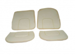 E14328 FOAM SET-SEAT-4 PIECES-53-55