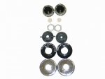 E14657 KNOB AND SPACER KIT-RADIO-59-60
