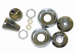 E14658 KNOB AND SPACER KIT-RADIO-61-62