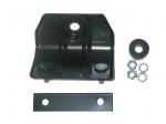E15021 BRACKET-RADIATOR MOUNT TOP-WITH CUSHION &RETAINER-61-62