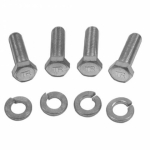 E15079 BOLT SET-FRONT STABILIZER BAR BRACKET TO TOP OF FRAME RAIL-TR-W-WASHERS-4-53-62