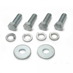 E15168 BOLT SET-TRANSMISSION MOUNT TO BRACKET AND MOUNT TO TRANSMISSION-10 PIECES-63-81