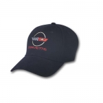 E15657 CAP-CORVETTE LATE MODEL-BLACK