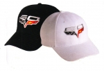 E15664 CAP-60th CORVETTE CAP-2 COLORS