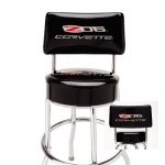 E15775 STOOL-WITH BACK-Z06 505 HP COUNTER STOOL-3 HEIGHTS