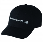 E15805 CAP-STINGRAY-EMBROIDERED