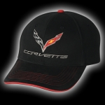 E15818 CAP-C7 PREMIUM STRUCTURED-BLACK