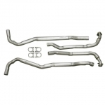 E16102 PIPE SET-EXHAUST-ALUMINIZED-2