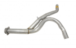 E3616 PIPE-EXHAUST-REAR-Y PIPE-ALUMINIZED-L48-75