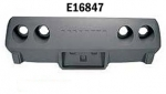 E16847 BUMPER-REAR-FLEX-FIBERGLASS-HAND LAYUP-WITH EMBLEM INDENT-75