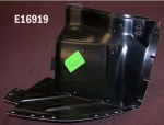 E16919 PANEL-WHEEL WELL-LOWER FRONT-HAND LAYUP-LEFT-84-87