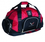 E17208 BAG-OGIO NEW STINGRAY BIG DOME DUFFEL-12H X 24W X 9D-RED-BLACK