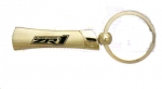 E17230 KEY FOB-CORVETTE-CHROME BLADE-ZR1 SUPERCHARGED