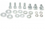 E18406 BOLT KIT-RADIATOR-BAFFLE-21 PIECES-56-62