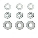 E18423 NUT AND WASHER KIT-EYEBROW-MOLDING-9 PIECES-58-62