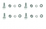 E18457 ATTACHING KIT-COWL HINGE LEVER TO COWL DOOR-ASSEMBLY-16 PIECES-58-62