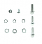 E18458 ATTACHING KIT-COWL DOOR LEVER-ASSEMBLY-11 PIECES-58-62