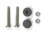 E18485 BOLT KIT-HOOD-ADJUSTING BUMPER-6 PIECES-53-76
