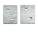 E18516 PLATE KIT-DOOR HINGE-ANCHOR NUT-2 PLATES-56-62