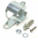 E18698 BRACKET-FUEL FILTER-327-300-WITH STUD-ZINC PLATED-63-65