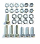 E18716 BOLT KIT-EXHAUST-HANGER ATTACHING-28 PIECES-64-67