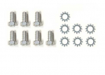 E18893 BOLT KIT-GROUND STRAP-WITH WASHERS-14 PIECES-63-67
