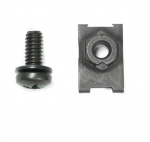 E18902 SCREW KIT-GRILLE-LOWER CENTER-2 PIECES-65-67