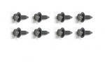 E18937 BOLT KIT-CONVERTIBLE TOP-DECK LID-CATCH BOLT-8 PIECES-63-75