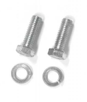 E19054 BOLT KIT-CROSSMEMBER REINFORCEMENT ANCHOR PLATE-AND ALTERNATOR BRACKET-4 PIECES-63-79