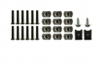 E19261 ATTACHING KIT-ROCKER PANEL MOLDING-28 PIECES-70-74E